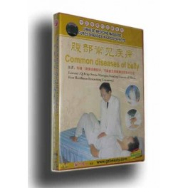 Chinese Medicine Massage Cures Diseases In Good Effects-Common D